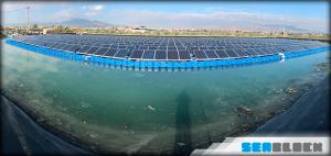 Plataformas Fotovoltaicas Flotantes