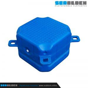 Cubito simple 500x500x400 mm | Tienda Plataformas flotantes