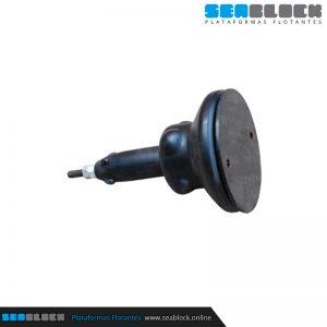 Pin corto 180x250x48 mm | Tienda Plataformas flotantes