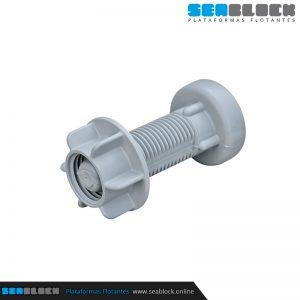 Tornillo y tuerca 90×140 mm | Tienda Plataformas flotantes