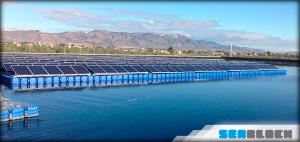Plataformas Fotovoltaicas Flotantes para Embalses de Riego