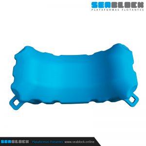Cubito de 1m en V 1000x500x400 mm | Tienda Plataformas flotantes