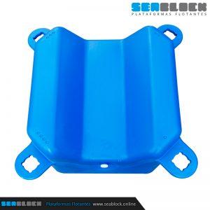 Cubito en V 500x500x345 mm | Tienda Plataformas flotantes