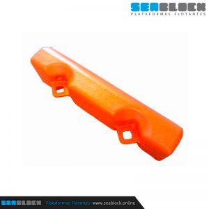 Defensa para cubito (Polipropileno) 1000x500x345 mm | Tienda Plataformas flotantes