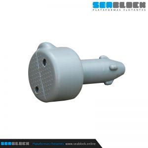 Pin para cubito en V 96×190 mm | Tienda Plataformas flotantes